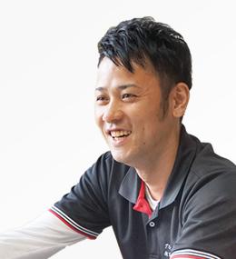 代表 村岡勇輔